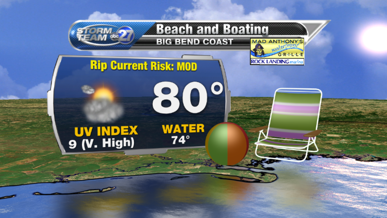 Beach and Boating forecast B (04/19/2017)