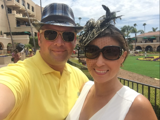 PHOTOS: The fascinators, derby hats of Del Mar Opening Day 2017