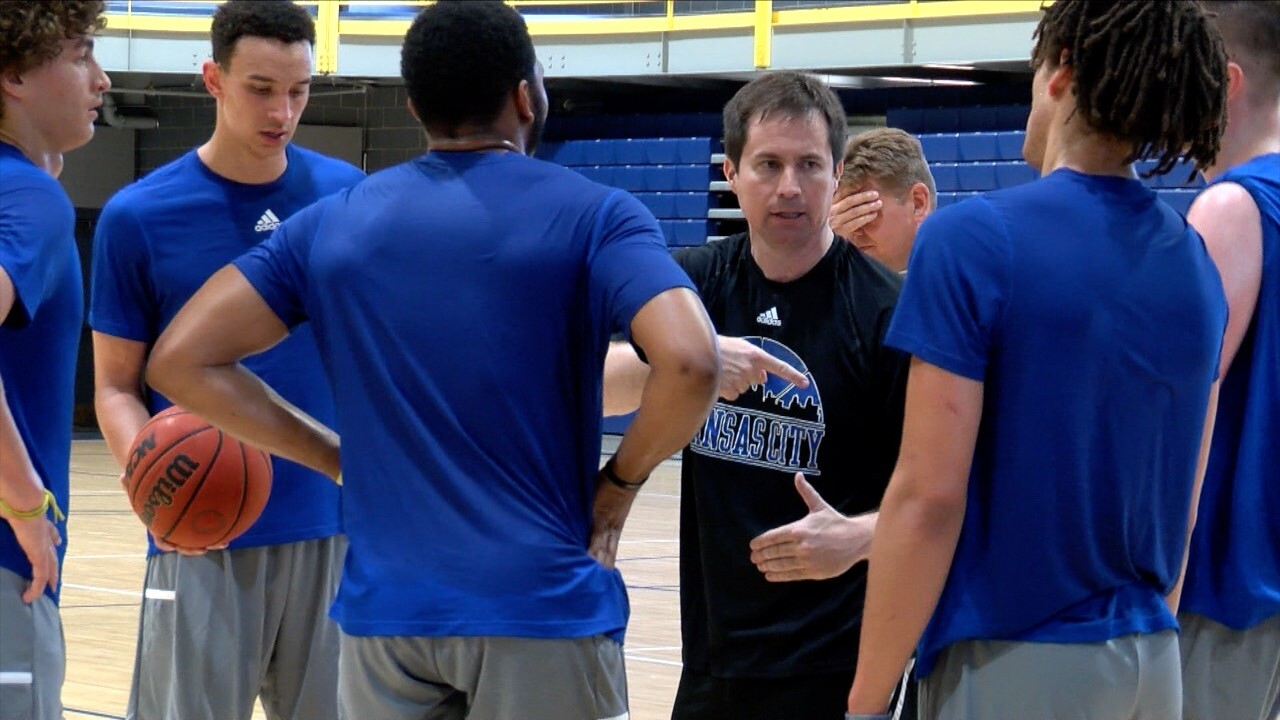 UMKC Men's Basketball 1