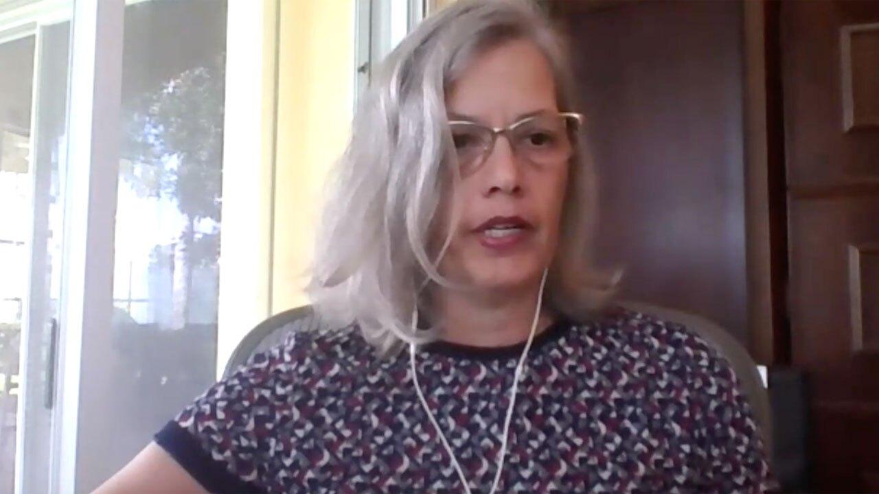 Yael Hershfied, interim regional director of the ADL's Florida office
