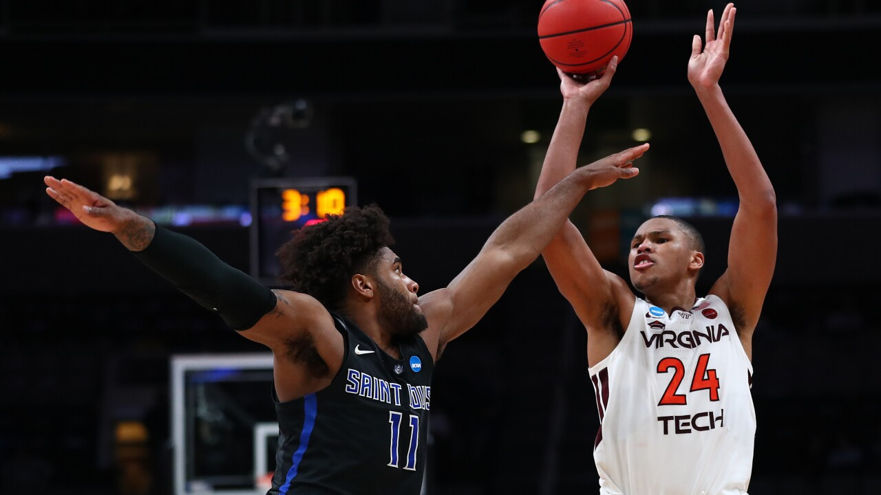 Kerry Blackshear Jr., Hokies' second-leading scorer, announces transfer from men's hoops program