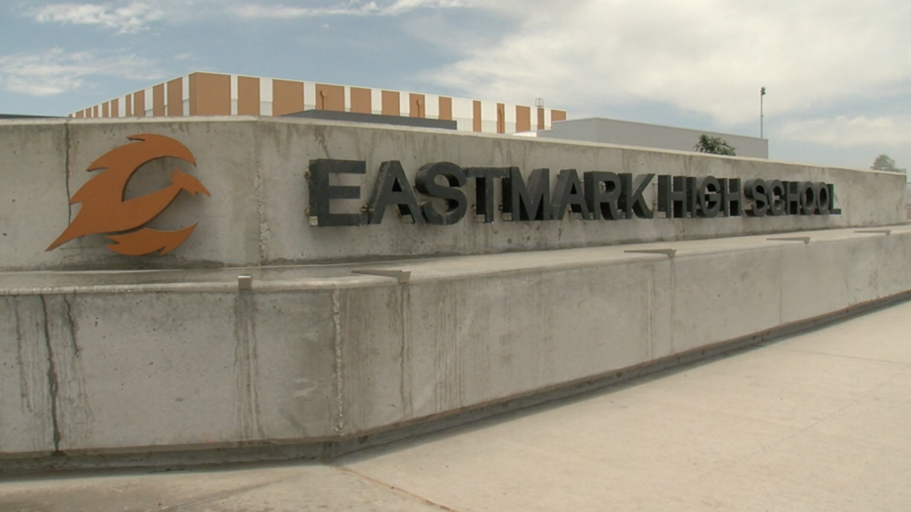 Eastmark High School in Queen Creek