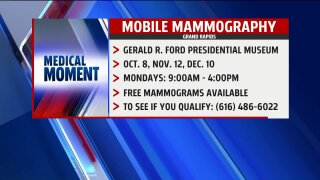 Medical Moment: Mobile Mammography