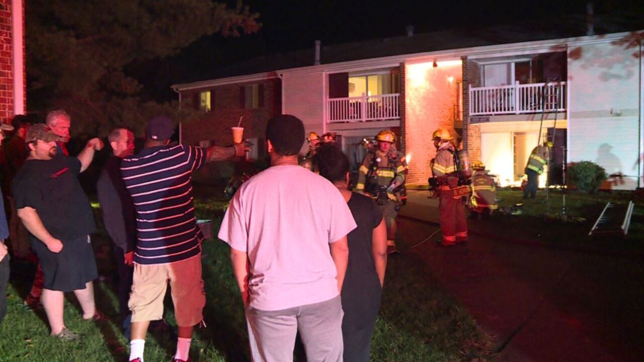 30 people could lose homes in West End apartment fire