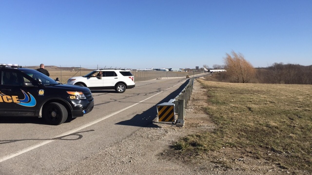 Willow Run Airport closed after incident