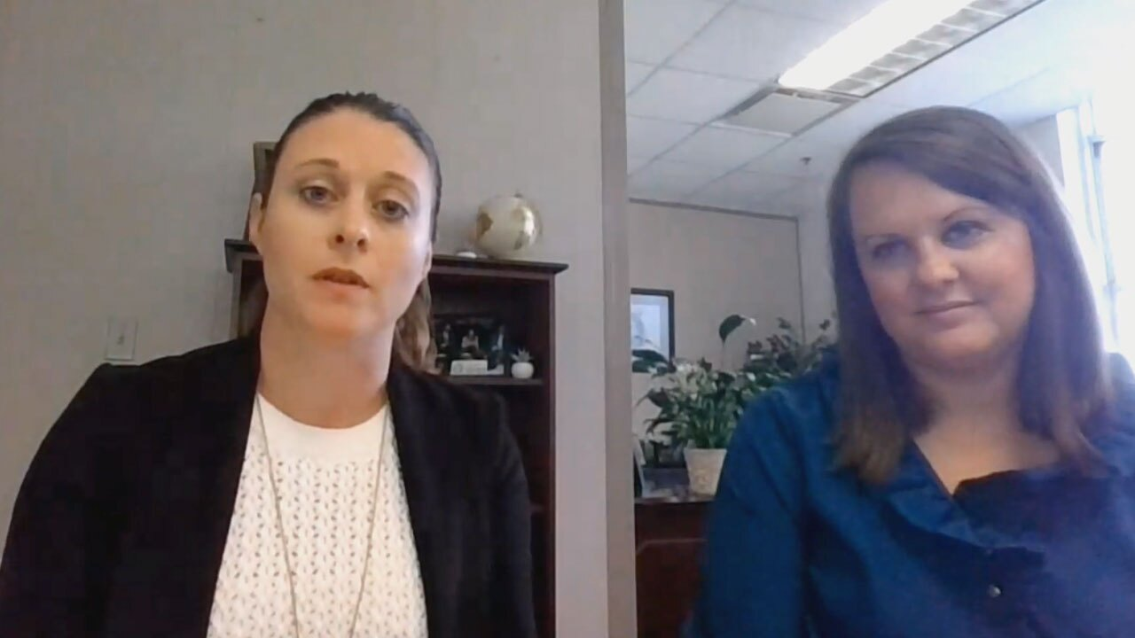 Adrienne Johnston and Emilie Oglesby share details on Florida employment numbers for July 2021