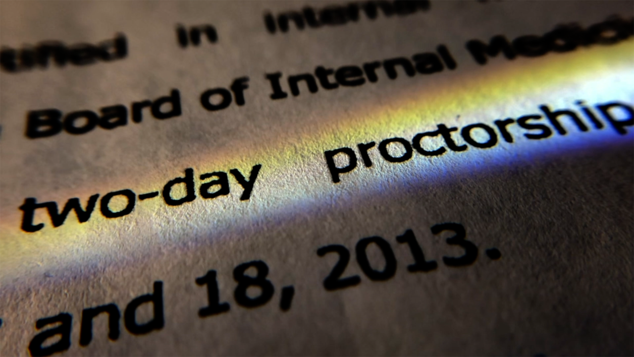 proctorship
