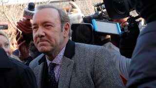 Kevin Spacey accuser drops civil lawsuit in assault case