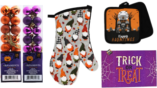 Dollar Tree has Halloween decorations for just $1 each