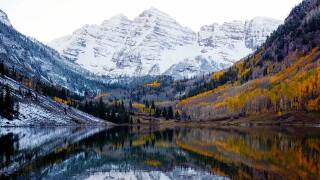 Man's body found in the snow in the Maroon Bells Wilderness