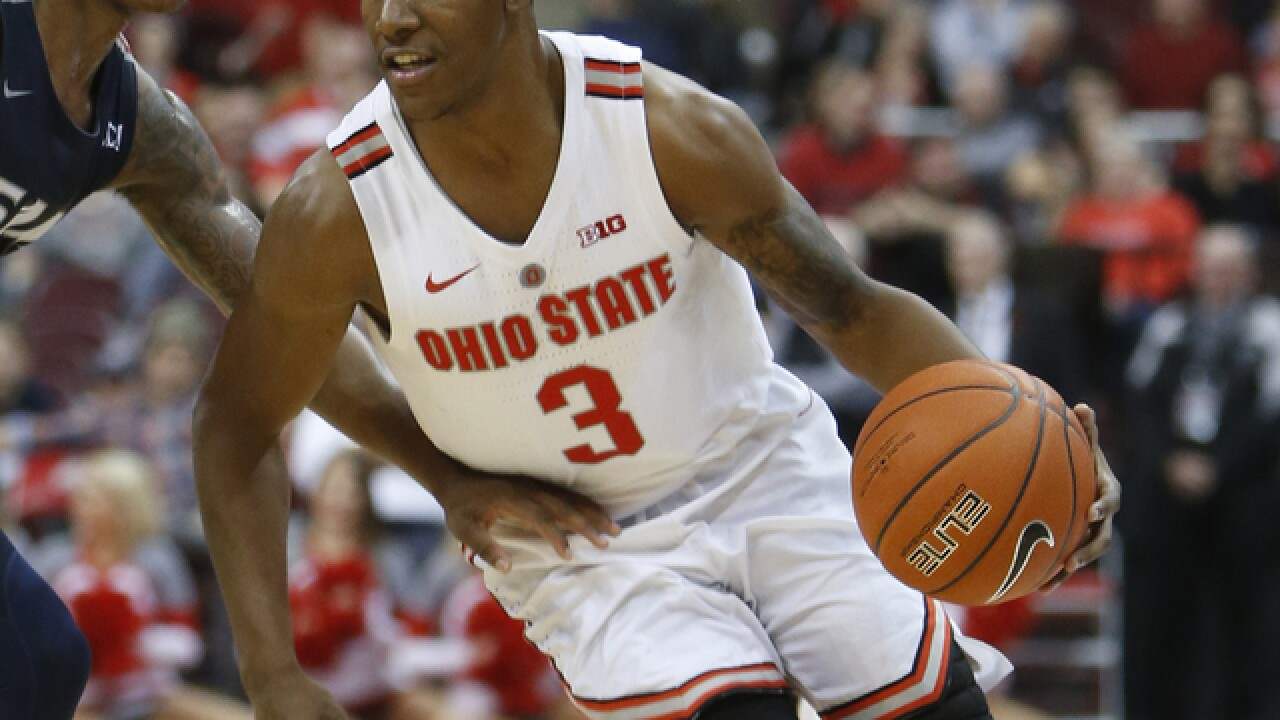 Ohio State is No.1......in basketball?!?! Here's how