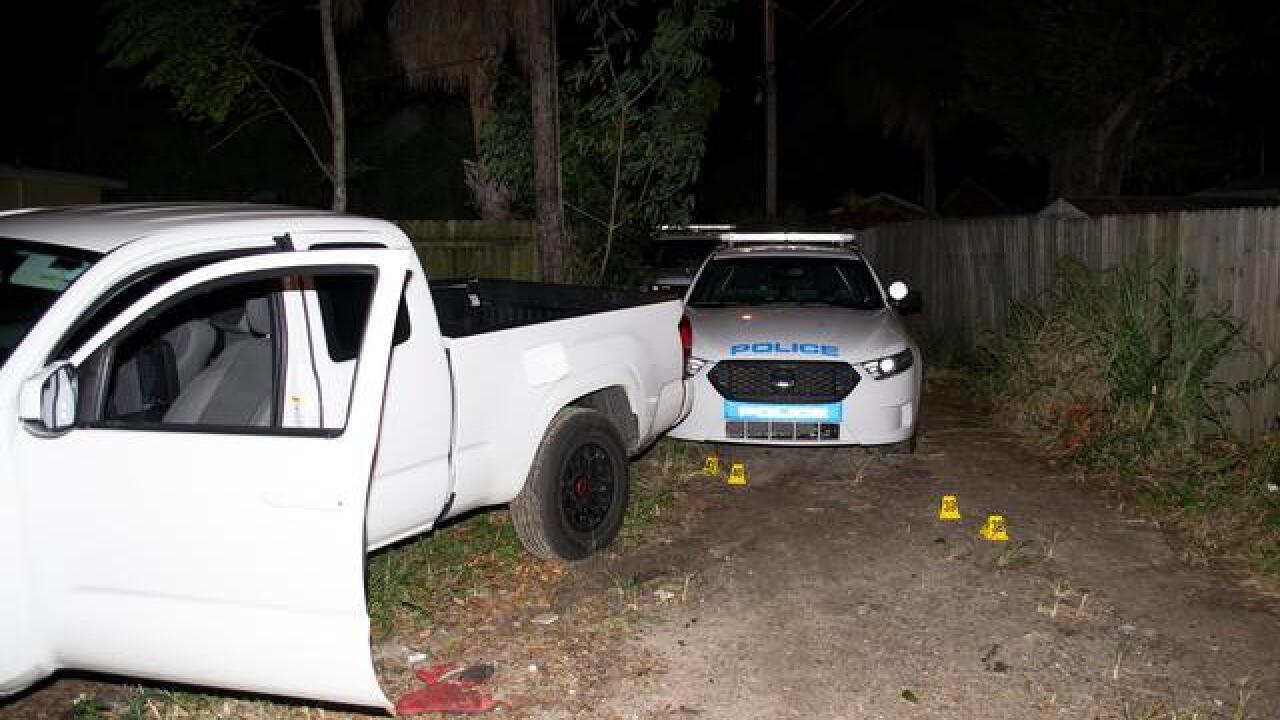 Suspect dead after shootout with St. Pete PD
