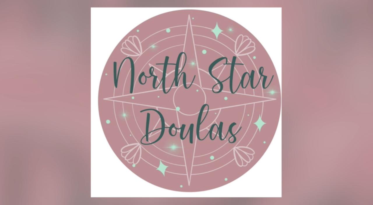 North Star birthing services logo
