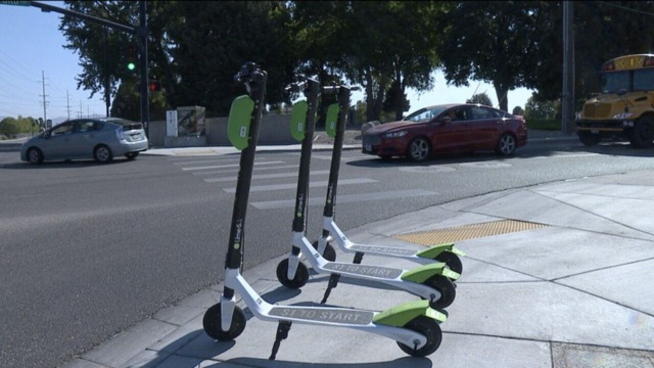 Drinking and e-scootering could lead to D.U.I., police warn