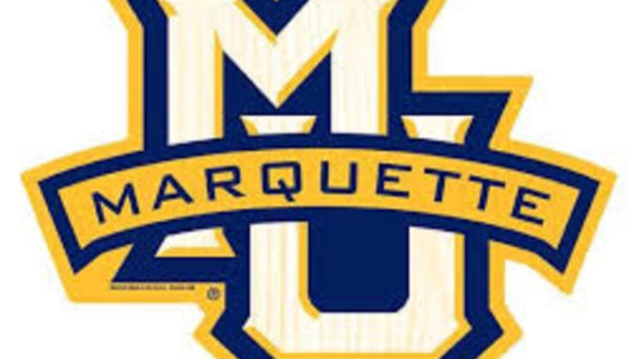 Marquette beats No. 12 Wisconsin 74-69 in OT