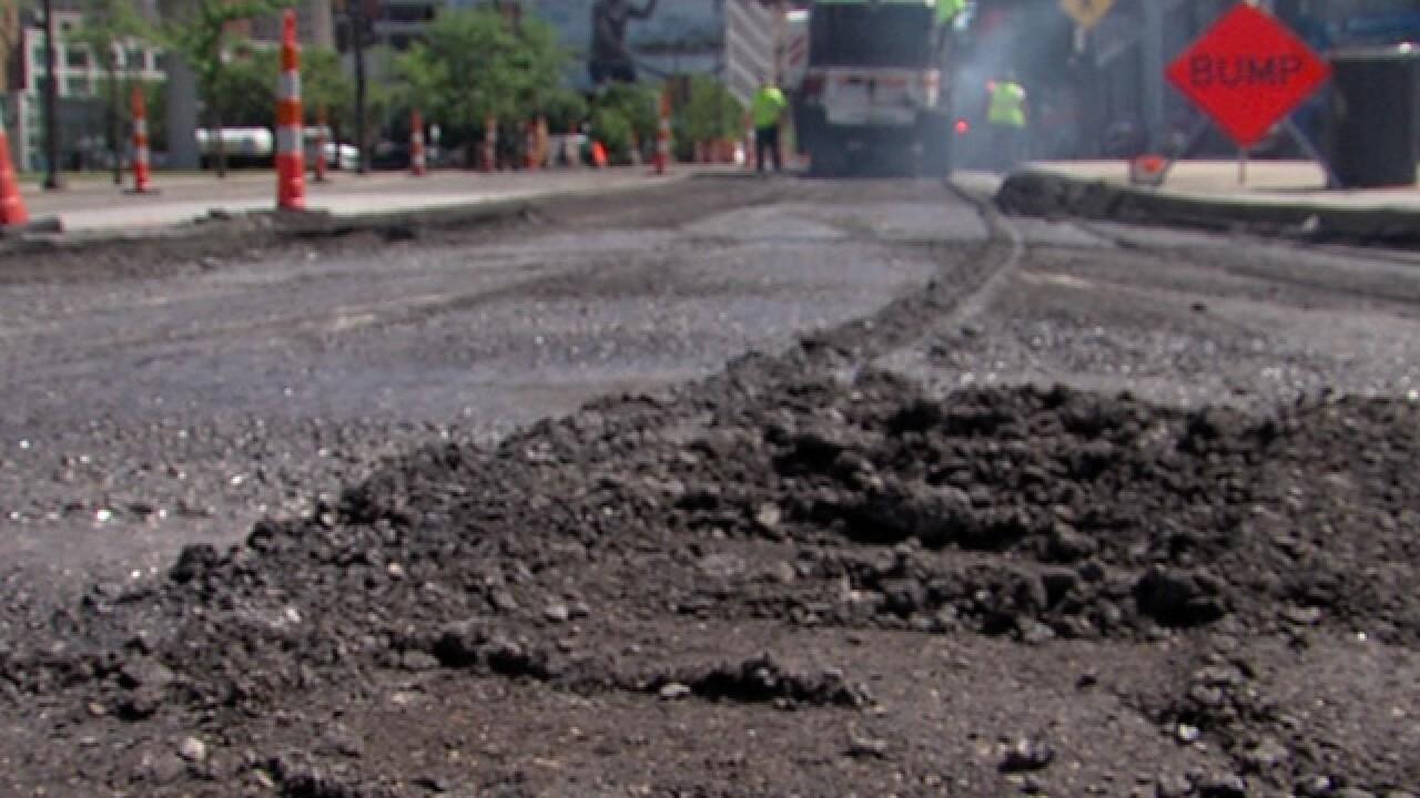 These are the residential streets getting repaved this summer