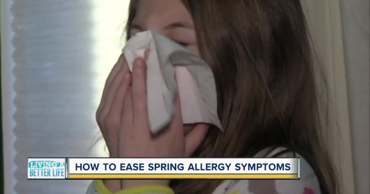 Allergy Season 101 – Ways to help ease your suffering