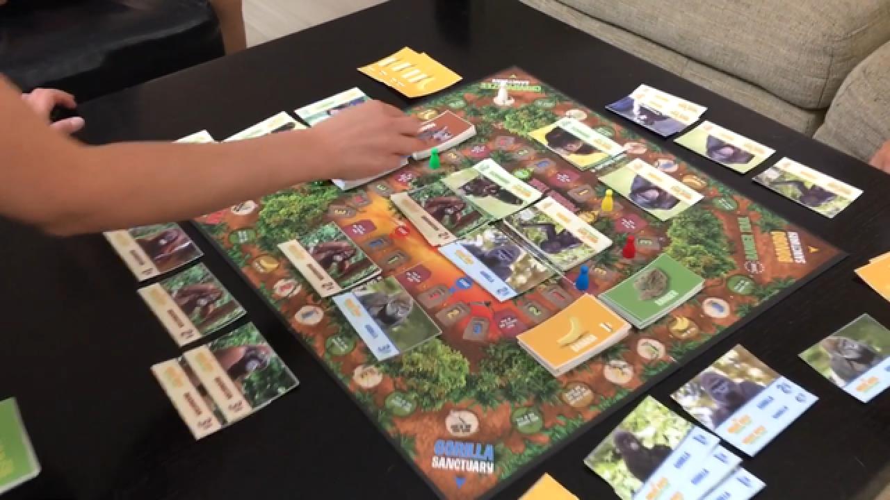Wildlife board game needs help on Kickstarter