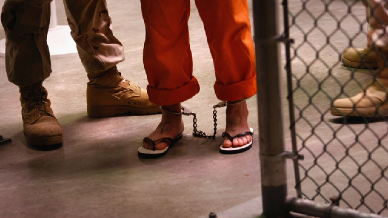GALLERY: 14th anniversary of Gitmo's frst...