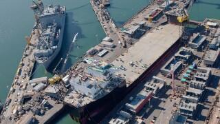 Norfolk Naval Shipyard will break ground for $200 million Dry Dock 4renovation