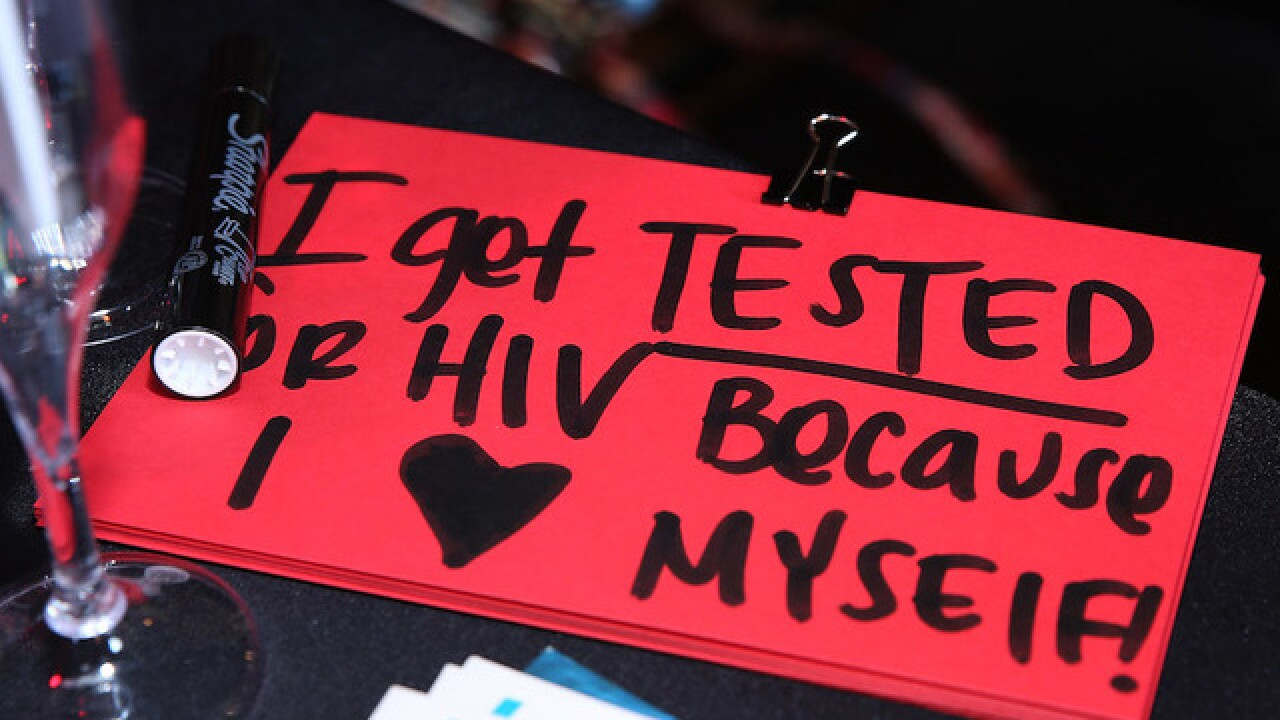 New USB stick does HIV tests
