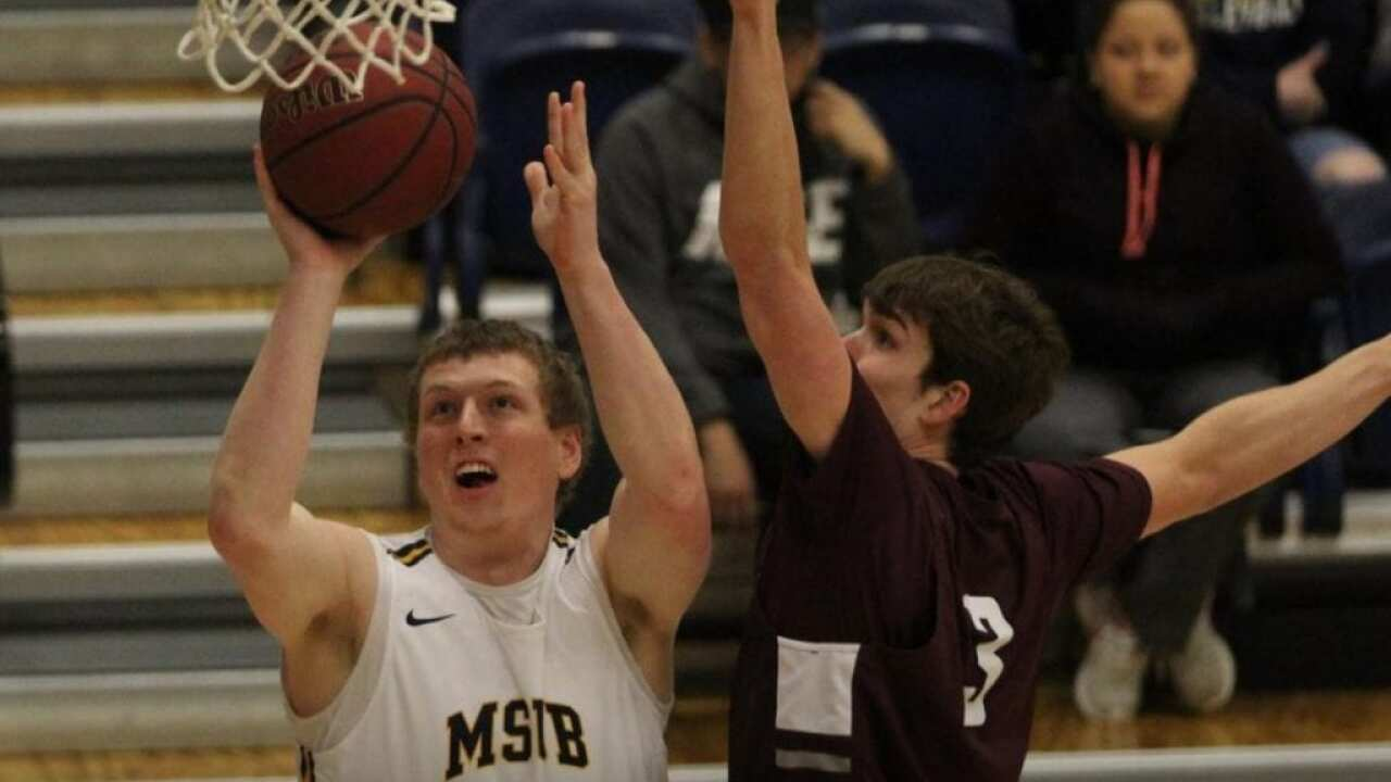 MSU Billings men blast Central Washington by 40