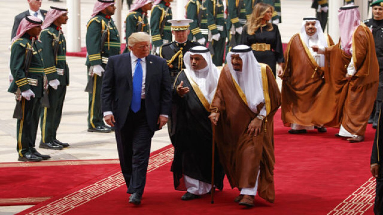 DC Daily: Mr. Trump heads to Saudi Arabia