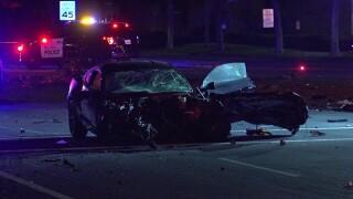 Police identify man killed in late night La Mesa Crash