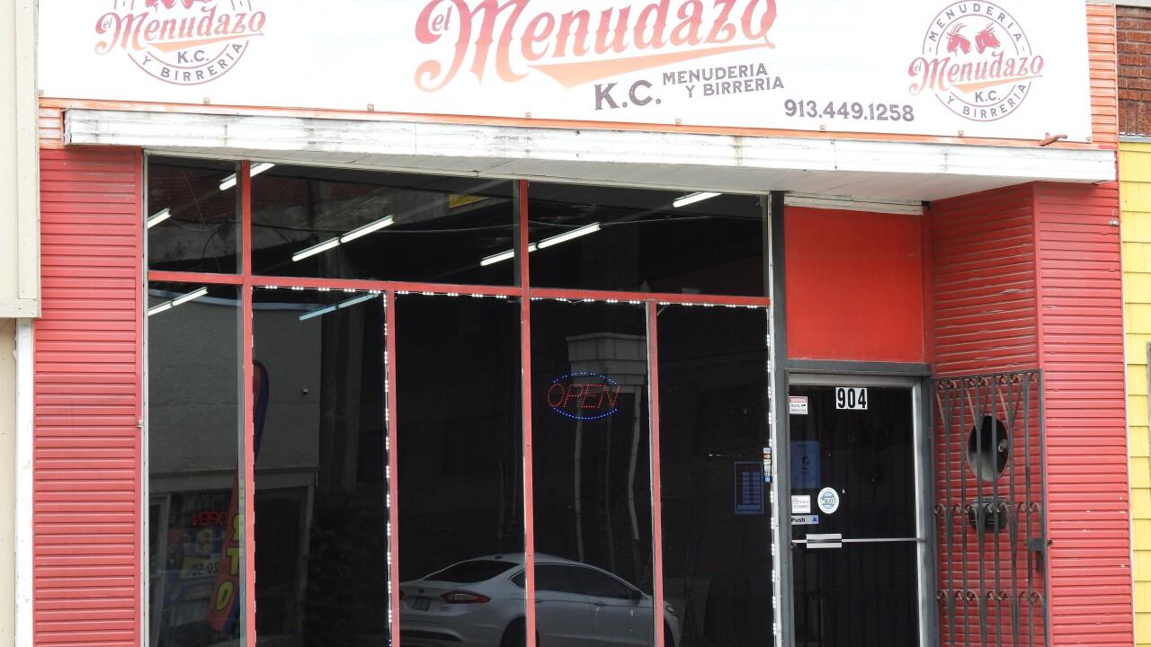 El Mundazo is located in a historic building.JPG