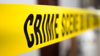 KNXV crime scene tape