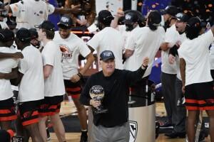P12 Oregon St Colorado Basketball