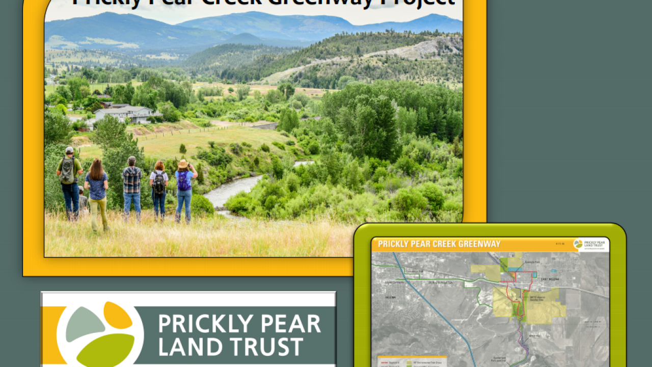 Prickly Pear Creek Greenway Project
