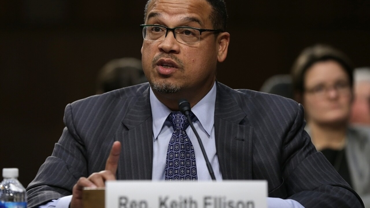 Keith Ellison: Deputy chair of DNC says he's considering stepping down