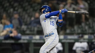 Kansas City Royals v Seattle Mariners Whit Merrifield