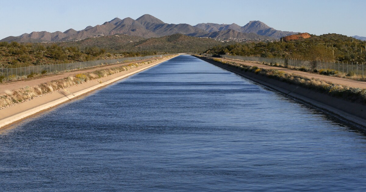 Arizona to cut its Colorado River water use by 7% in 2020