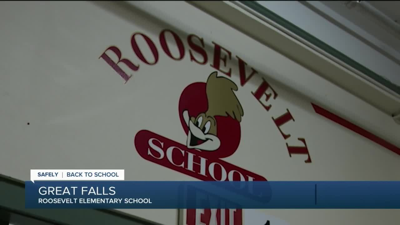 "Virtual learning in Great Falls goes ""old school"" as Roosevelt campus finds new purpose"