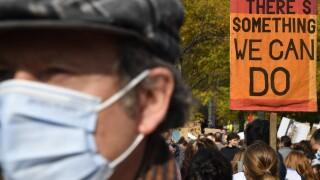 Belgium Climate Protest