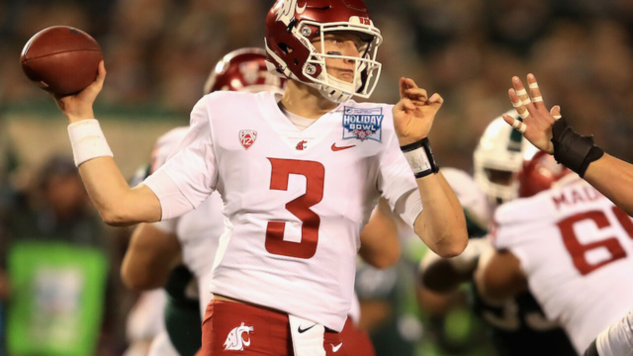 Police: Washington State QB Tyler Hilinski found dead in apparent suicide