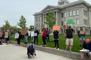 Floyd Protest 6-1 3