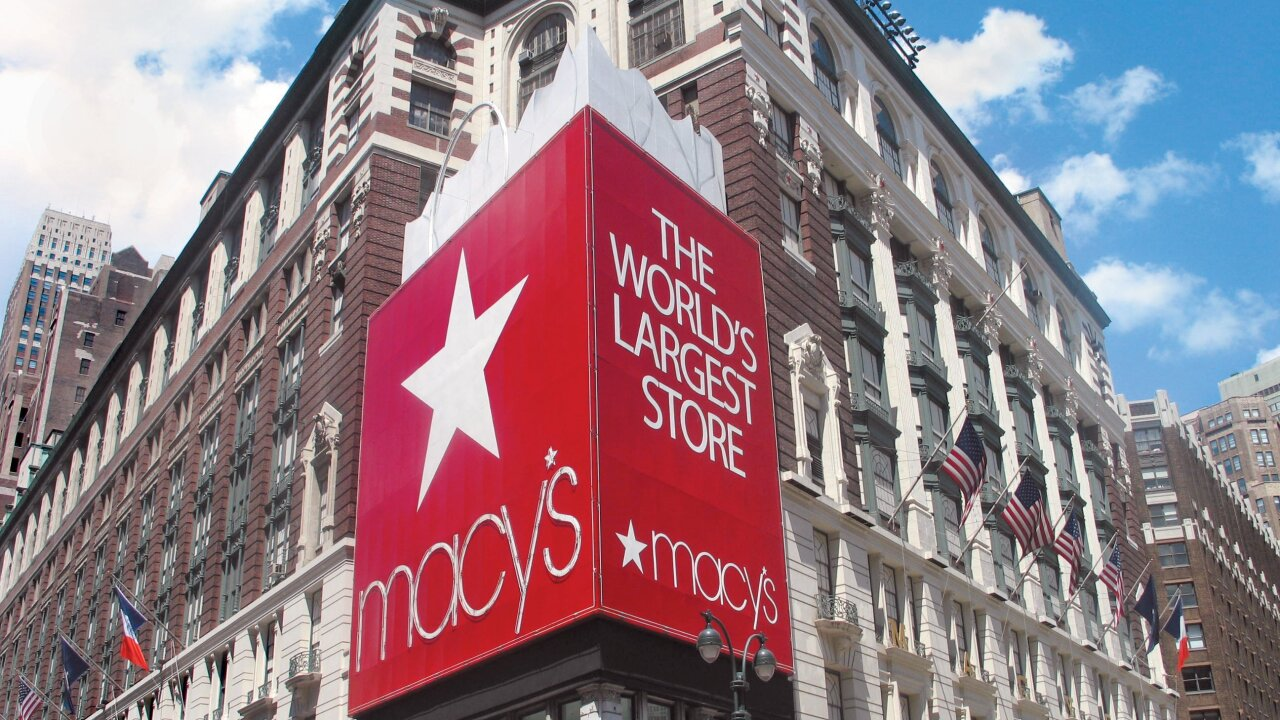 Macy's to hire nearly 80,000 seasonal workers for holiday season
