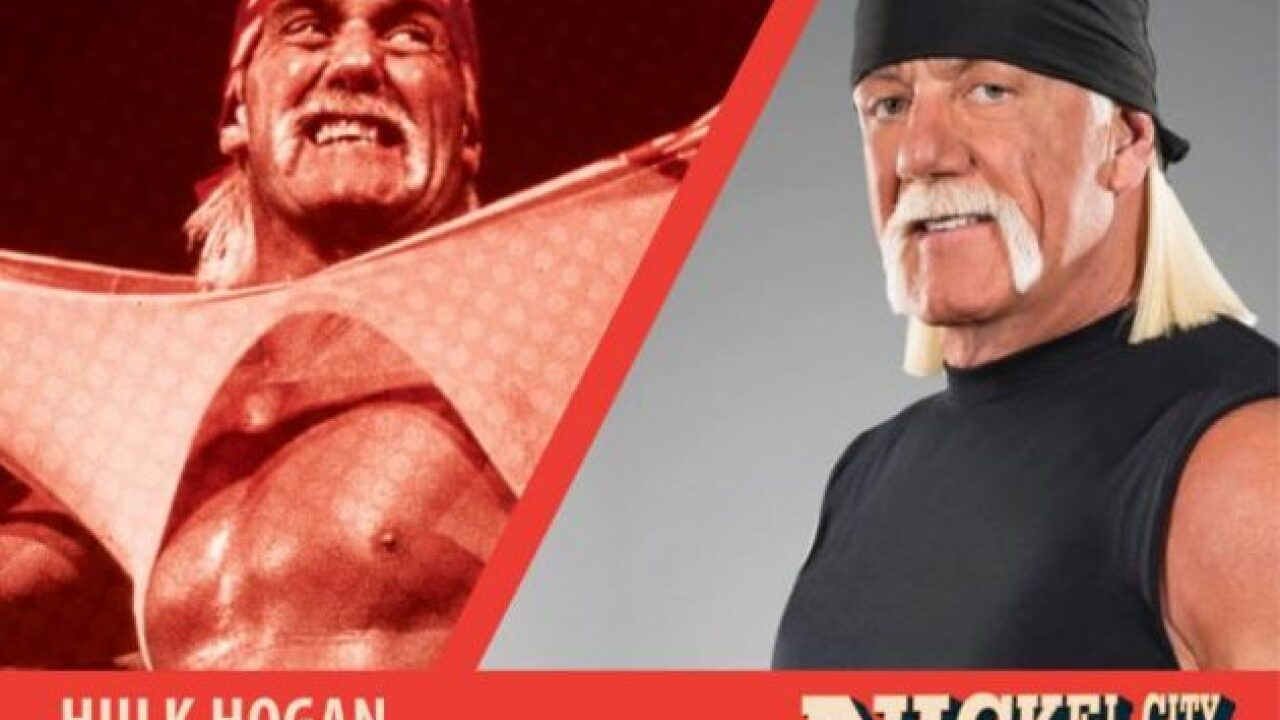 Hulk Hogan to headline Nickel City Con
