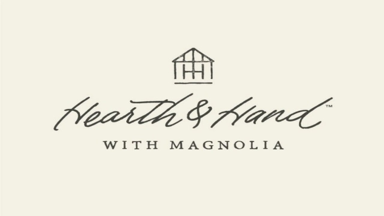 Operation Fixer Upper: Hearth & Hand With Magnolia: HGTV's Chip And Joanna Gaines