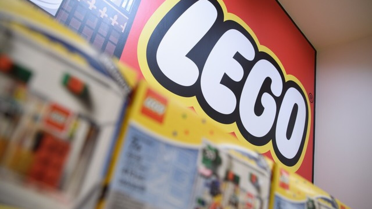 Get a free Lego Christmas set from Target