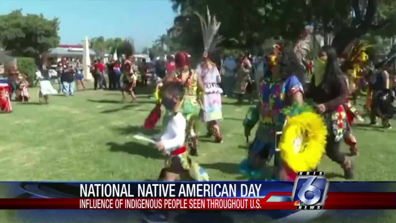 Monday is National Native American Day across the nation