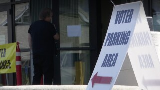 voter signs