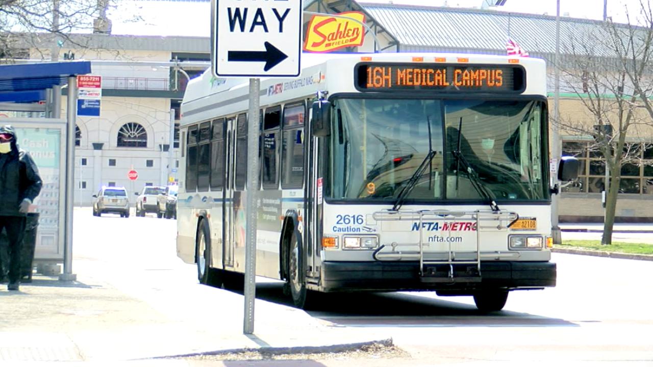 NFTA Bus