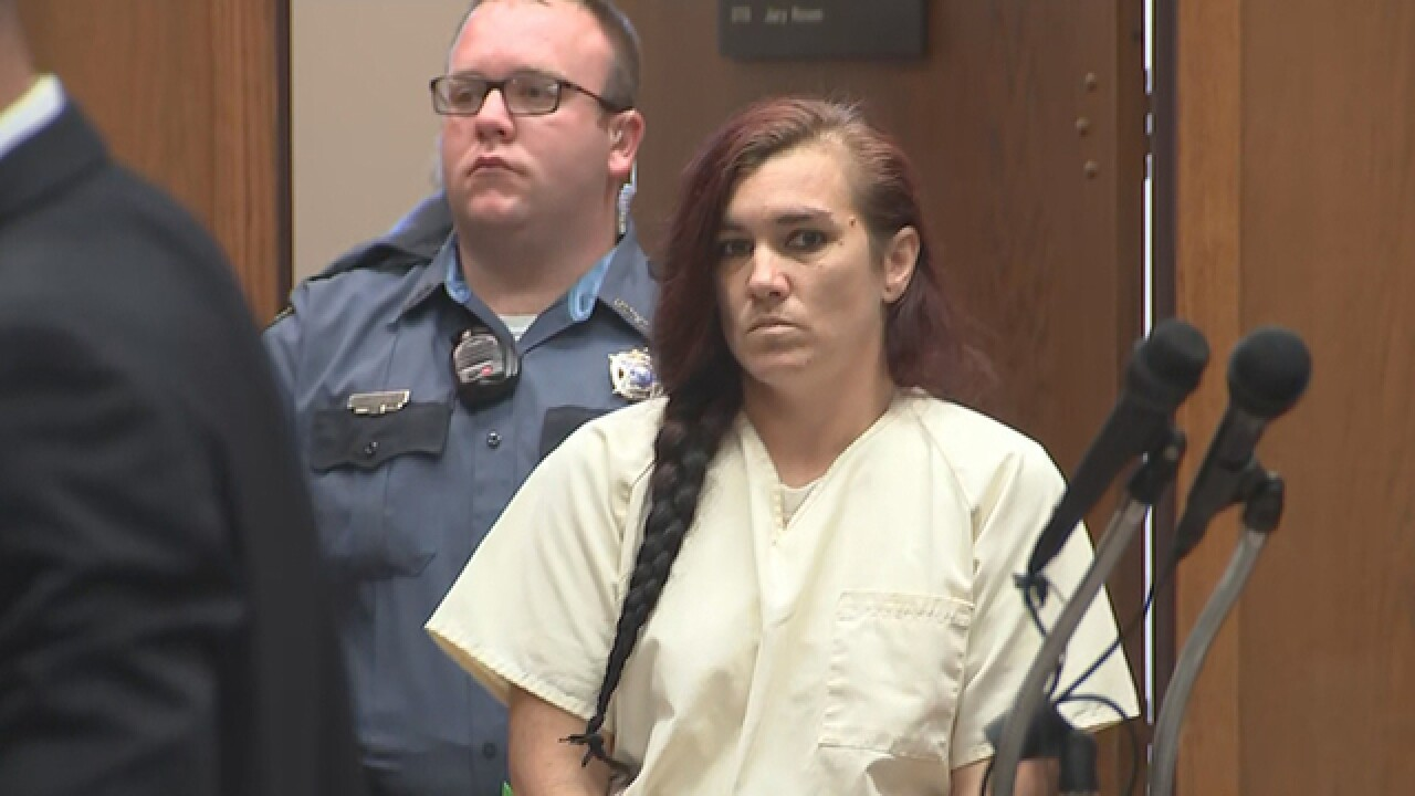 Woman Charged In Dickson Deputy's Death Appears In Court