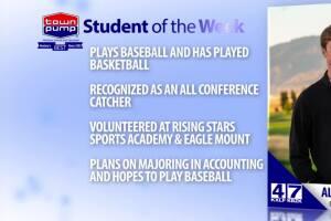 Student of the Week: Alton Gyselman