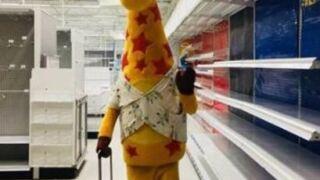 Geoffrey the Giraffe isn't dead after all