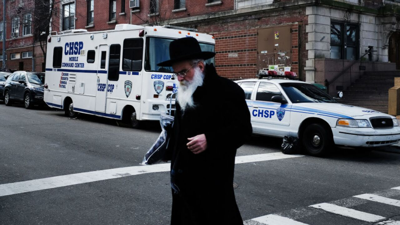 Anti Semitic Attacks On The Rise In New York City 122619